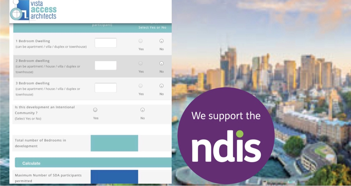 Calculator NDIS SDA Density11